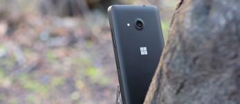 Microsoft Lumia 550 review: Low-Five