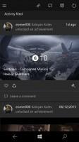 The Xbox app - Microsoft Lumia 550 review