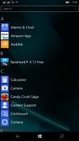 Microsoft Lumia 950 XL review: App screen