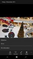 Microsoft Lumia 950 XL review: Viewing an image