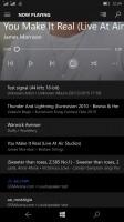 Microsoft Lumia 950 XL review: Groove Music