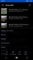Microsoft Lumia 950 XL review: OneDrive