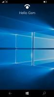 Microsoft Lumia 950 review: Windows Hello in action