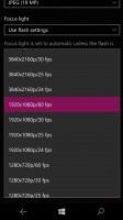 Microsoft Lumia 950 review: Settings