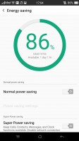 Power saving - Oppo R7s review