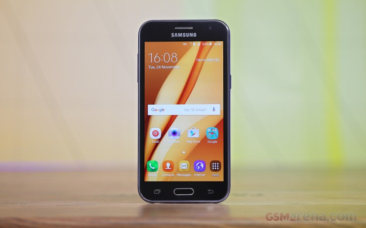 Samsung Galaxy J2 review