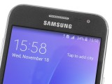 Samsung Galaxy J2 review: No LED flash at the front