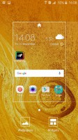 Samsung Galaxy J2 review: Changing the homescreen wallpaper