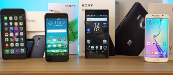 GSMArena smartphone buyer's guide