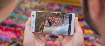 Sony Xperia C5 Ultra review: Crowd selfie