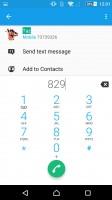 Sony Xperia Z5 Premium review: Dialer