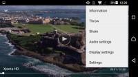 Sony Xperia Z5 Premium review: Movies app