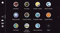 Sony Xperia Z5 Premium review: Camera UI and camera modes