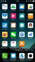 Homescreen - Vivo X6 review