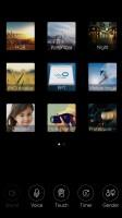 Camera interface - Vivo X6 review