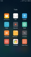 there is no app drawer - Xiaomi Redmi Note 3 review