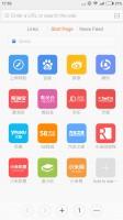 Mi Browser - Xiaomi Redmi Note 3 review
