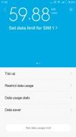 Security app - Xiaomi Redmi Note 3 review