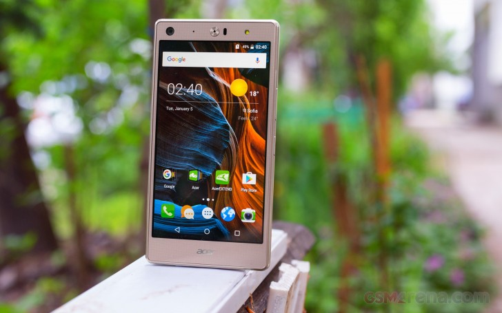Acer Liquid X2 review
