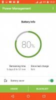 Battery saver - Acer Liquid X2 review