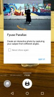 Fyuse Parallax - Alcatel Idol 4s preview