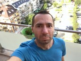 A regular selfie - Apple iPhone 7 review