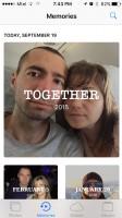 Photos app - Apple iPhone 7 review