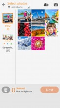 Picking photos - Asus Zenfone 3 ZE552KL review