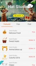 Downloading stickers - Asus Zenfone 3 ZE552KL review