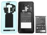 Back cover removed: Zenfone Selfie - Asus Zenfone Max ZC550KL review