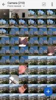Standard gallery views - Asus Zenfone Max ZC550KL review
