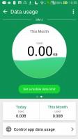 Data management options - Asus Zenfone Max ZC550KL review