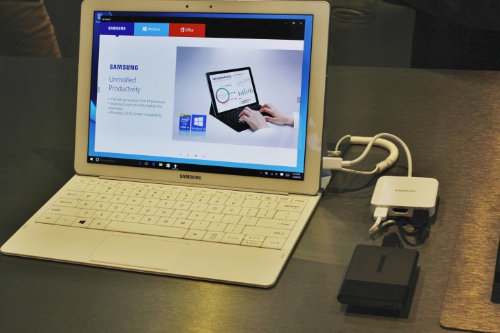 CES2016 Misc Samsung review