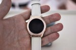 Gear S2 Classic Rose Gold - CES2016 Misc Samsung review