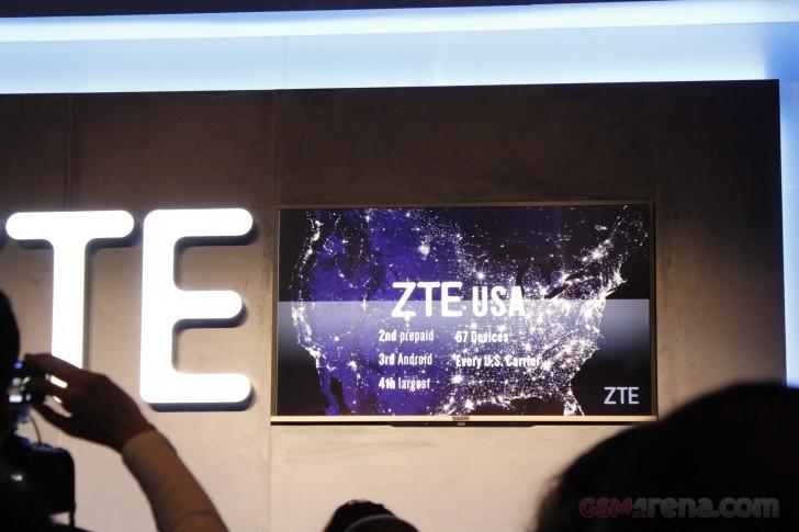 CES2016 Misc Zte review