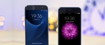 Samsung Galaxy S7 vs. Apple iPhone 6s: Sixes and sevens