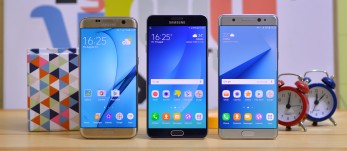 Galaxy Note7 vs. S7 edge vs. Note5: Camera shootout