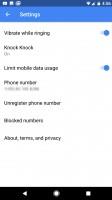 A few settings - Google Pixel XL review