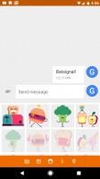 Stickers - Google Pixel XL review