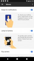 Swipe for notifications - Google Pixel review