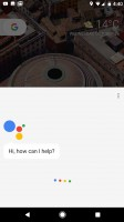 Google Assistant in action: asking about stadiums, the parking nearby, and what's to eat nearby - Google Pixel review