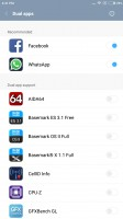 Any app can be a dual app - Xiaomi Mi Note 2 vs. Samsung Galaxy S7 edge