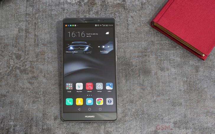 Huawei Mate 8 time-saver review