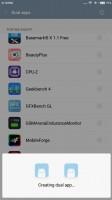 Xiaomi Mi 5s Plus: Configuring Dual Apps - Huawei Mate 9 vs. Xiaomi Mi 5s Plus review