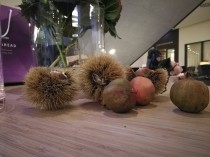 Huawei Mate 9 low-light camera sample: color (ISO2500) - Huawei Mate 9 hands-on