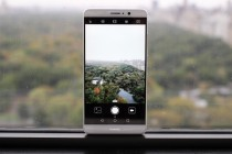 Camera interface - Huawei Mate 9 hands-on
