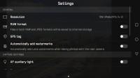 Camera interface - Huawei Mate 9 review