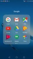 folders - Huawei Nova Plus review