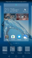 settings - Huawei Nova Plus review