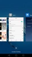 pull down to keep - Huawei Nova Plus review